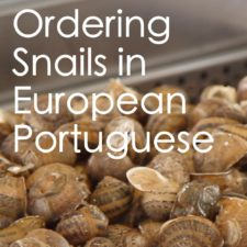 Ordering Snails in European Portuguese